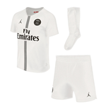 2018-2019 PSG Third Nike Little Boys Mini Kit