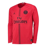 2018-2019 PSG Home Nike Goalkeeper Shirt (Red)