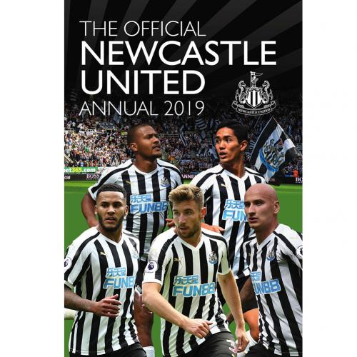 Newcastle United F.C. Annual 2019