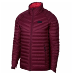 2018-2019 Barcelona Nike Down Fill Jacket (Deep Maroon)