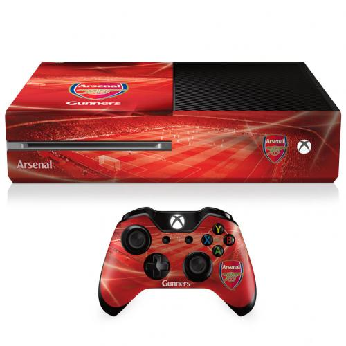 Arsenal F.C. Xbox One Skin Bundle