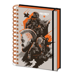 Call of Duty Black Ops 4 Wiro Notebook A5