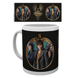 Fantastic Beasts 2 Mug Trio