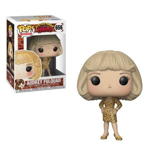 Little Shop of Horrors POP! Movies Vinyl Figure Audrey Fulquad 9 cm