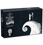 Nightmare before Christmas Chess Collector's Set 25 Years