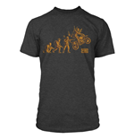 Playerunknown's Battlegrounds (PUBG) Premium T-Shirt Evolution