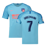 2018-2019 Atletico Madrid Away Nike Football Shirt (Griezmann 7)