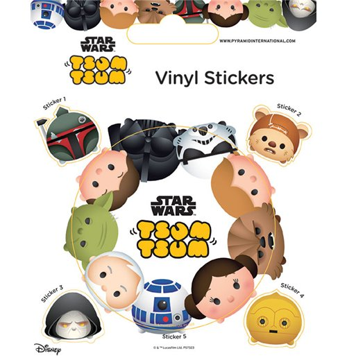 Star Wars Sticker 320737
