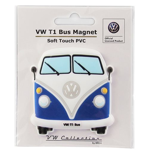 VolksWagen Collection Blue Magnet