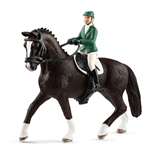 SCHLEICH Horse Club Showjumper with Horse Toy Figure