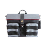 Assassin's Creed Odyssey -  Washed Look Messenger Bag With Coloured Webbing