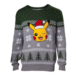 Pokémon - Pikachu Application Knitted Sweater
