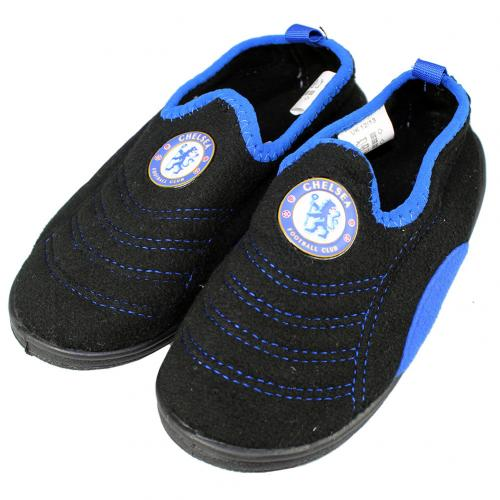 Chelsea F.C. Boot Slippers 1/2