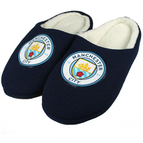 Manchester City F.C. Mens Mules 11/12