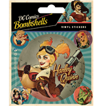 Bombshell Sticker 321149