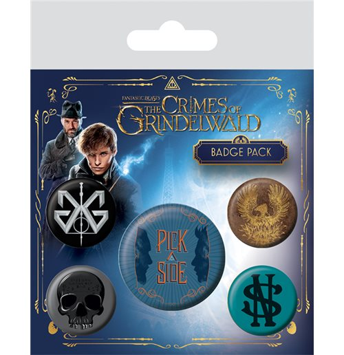 Fantastic Beasts: The Crimes of Grindelwald Pin 321157