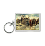 The Hobbit Keychain 321196