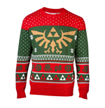 The Legend of Zelda - Xmas In Hyrule Knitted Men's Sweater