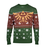 Zelda - Golden Hyrule Knitted Men's Sweater