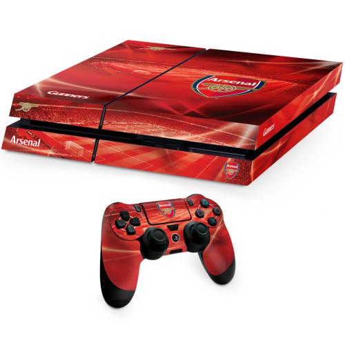 Arsenal F.C. PS4 Skin Bundle