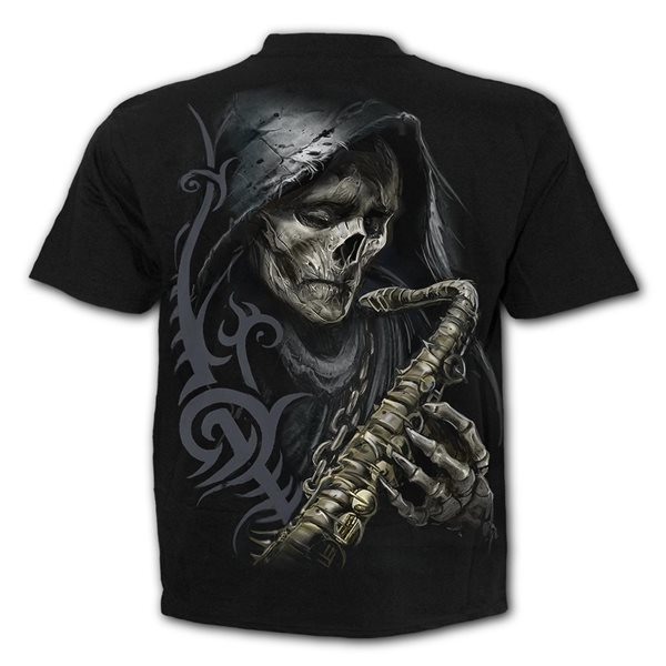 Reaper Blues - T-Shirt Black