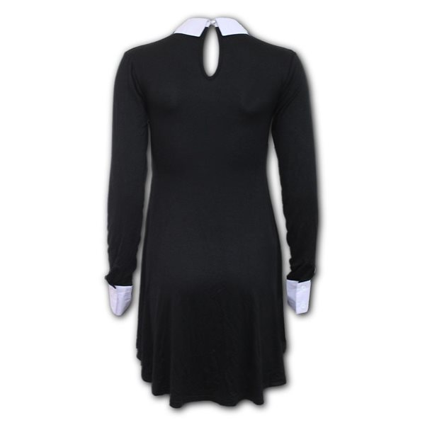 Coven - Bitchcraft - PeterPan Collar Baby Doll LS Dress