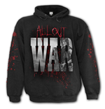 All Out War - Hoody Black