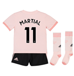 2018-19 Man Utd Away Mini Kit (Martial 11)