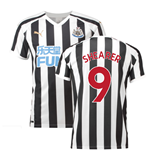 2018-2019 Newcastle Home Football Shirt (Shearer 9)