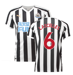 2018-2019 Newcastle Home Football Shirt (Lascelles 6)
