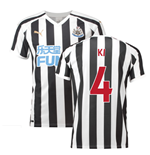 2018-2019 Newcastle Home Football Shirt (Ki 4)
