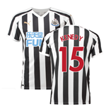 2018-2019 Newcastle Home Football Shirt (Kenedy 15)
