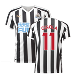2018-2019 Newcastle Home Football Shirt (Ginola 11)