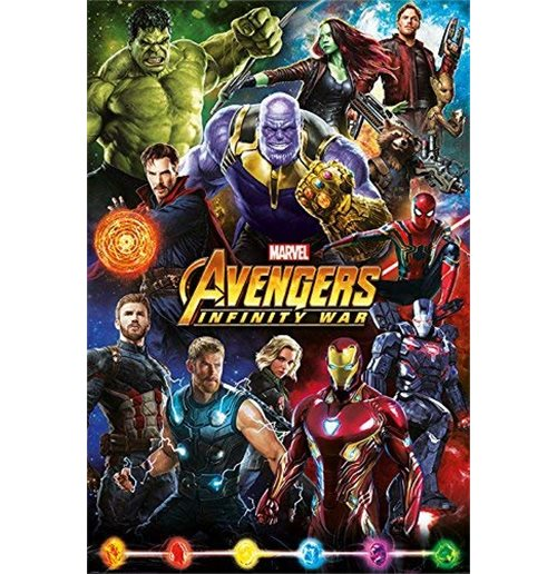 The Avengers Poster 322165