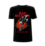 Bad Religion T-shirt Bomber Eagle