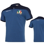 Italy Rugby Polo shirt 322434