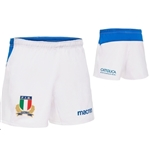 Italy Rugby Home Shorts 2019