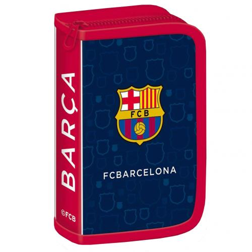 F.C. Barcelona Filled Pencil Case