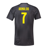 2018-19 Juventus Third Football Shirt (Ronaldo 7)