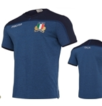 2018/2019 Italy Rugby Player T-shirt