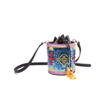 Disney - Aladdin - Magic Carped Glitter Drawstring Bucket Bag