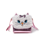 Disney - Marie Shoulder Bag With Furry Flap
