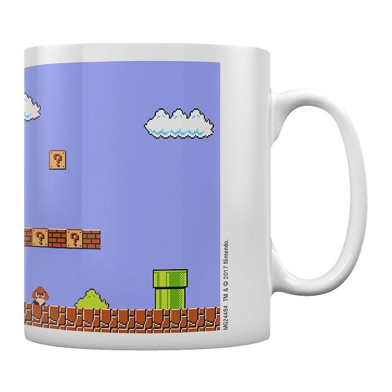 Super MARIO Brothers Level One Coffee Mug