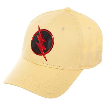 The FLASH Yellow Flex Fit Hat