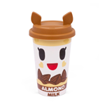 Tokidoki Travel Mug Almond Milk
