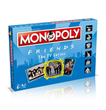Friends Board Game Monopoly *English Version*
