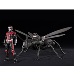 Ant-Man and the Wasp S.H. Figuarts Action Figure Ant-Man & Ant Set 15 cm