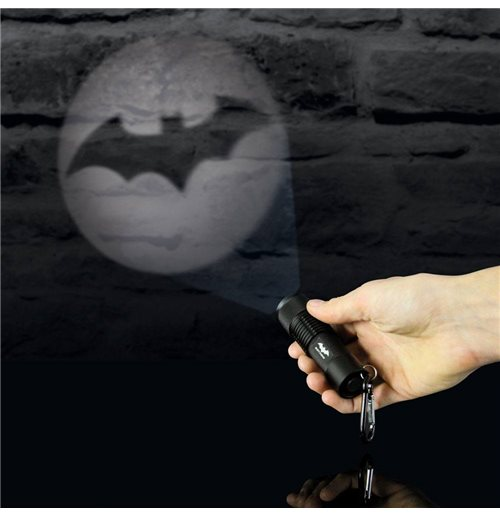 DC Comics Keychain Torch Batman Signal