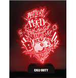 Call of Duty Black Ops 4 Acrylic  Light Battery MAD