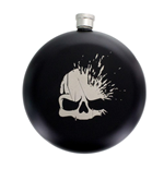 Call of Duty Hip Flask Skull